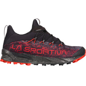 La Sportiva Tempesta GTX Zapatillas running Hombre, black/poppy